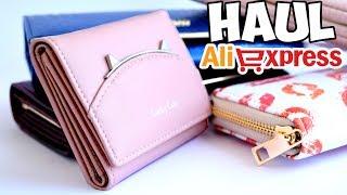 HAUL | Удачные покупки с АлиЭкспресс | КОШЕЛЬКИ