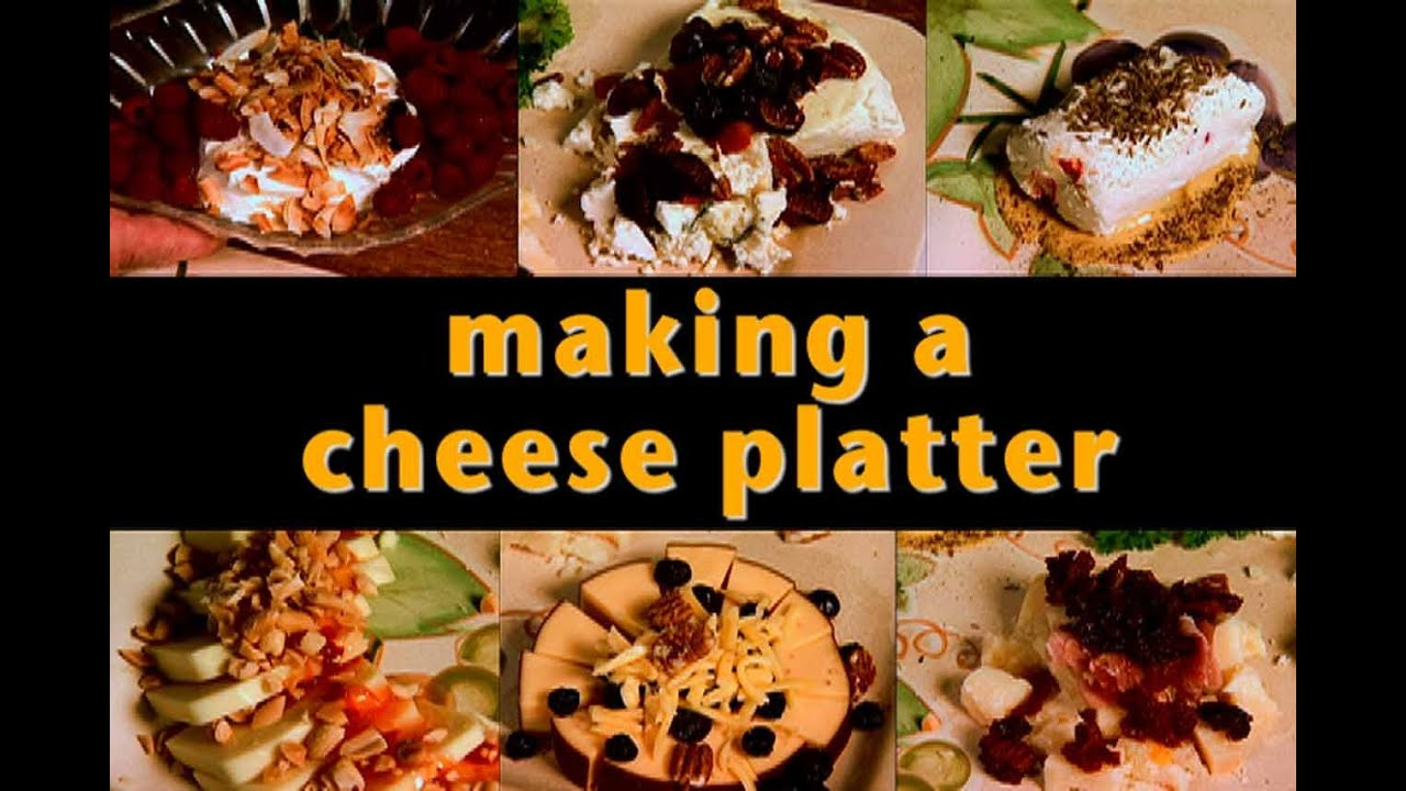 sc 1 st  YouTube & Making a Cheese Platter - YouTube
