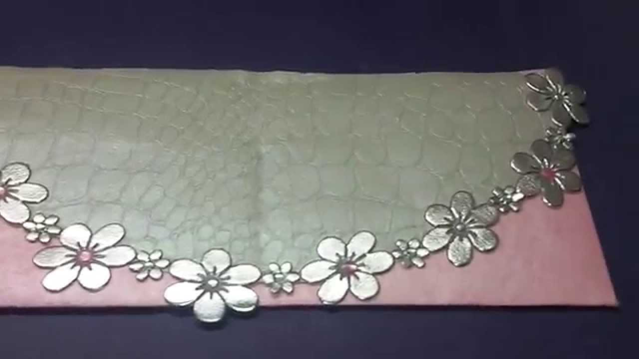 Diy envelope decoration idea - YouTube