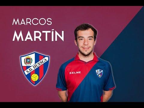 Marcos Martín  ●  Passes, Defense, Assists & Goals  ●