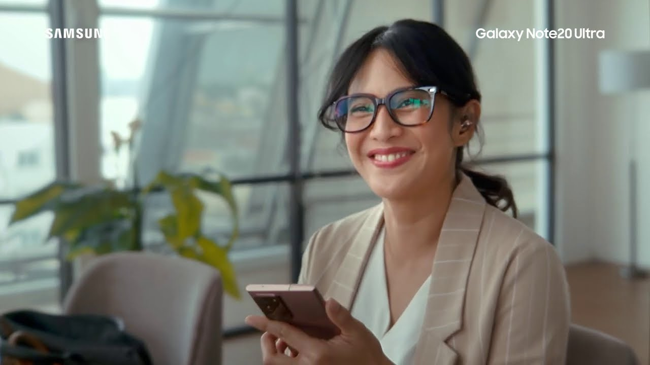 Samsung Indonesia: Galaxy Note20 | 20 Ultra - New Productivity