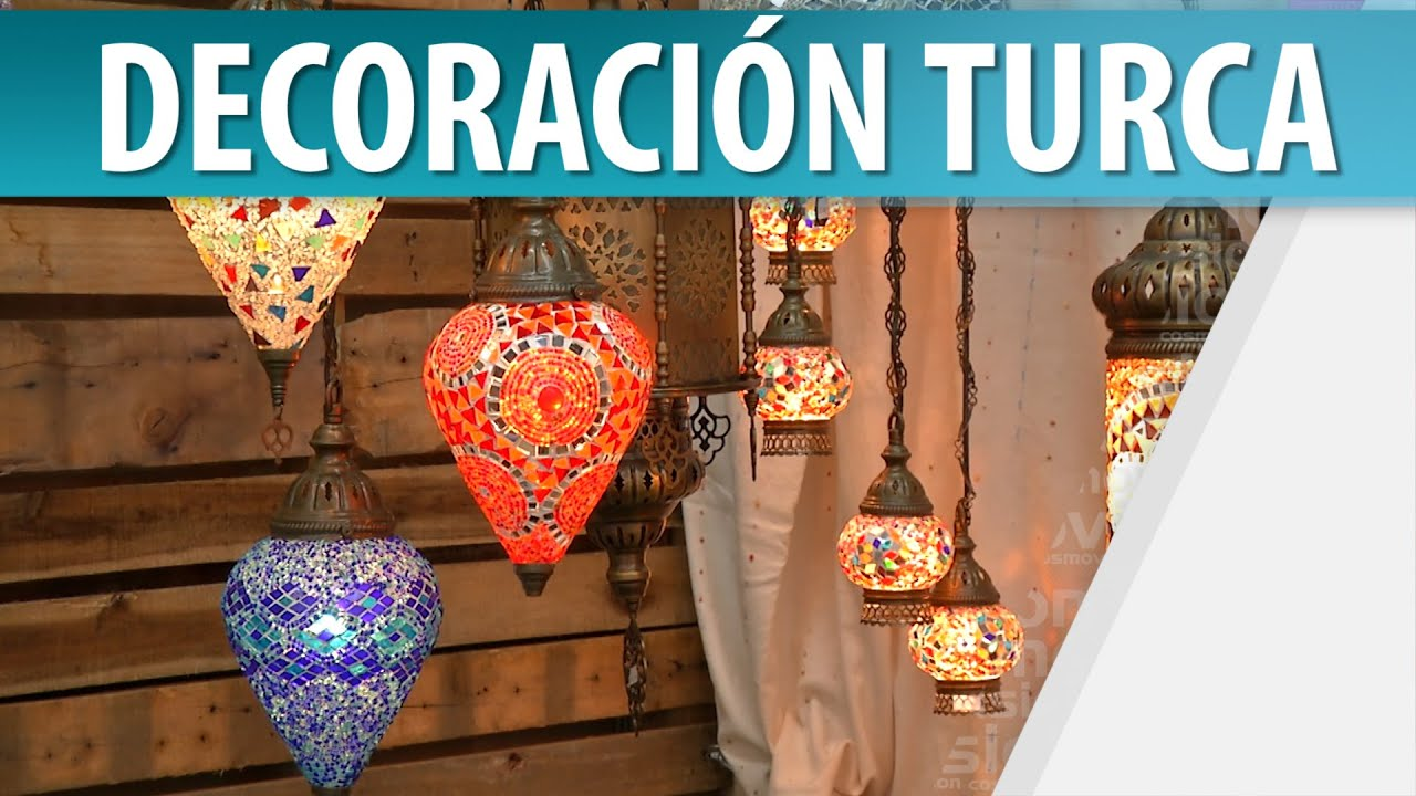 Decoraci n turca para el hogar youtube for Decoracion hogar tendencias
