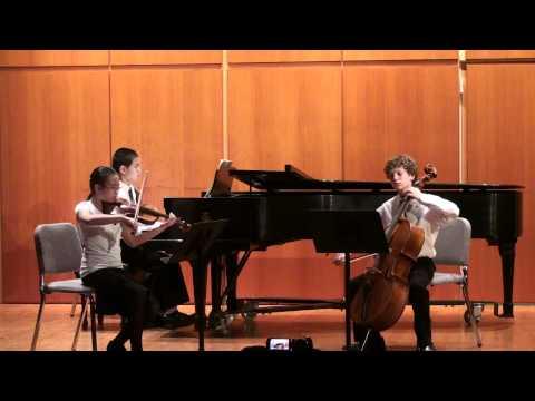 Haydn Piano Trio in D Major