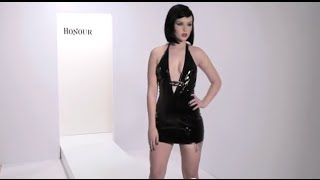 Honour PVC Little Minx Halter Dress Thumbnail