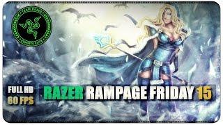 Dota 2 Razer Rampage Friday - EP 15