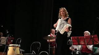 ВАТРА - Мария Селезнева и Концертный оркестр г Абакана дирижер Андрей Штарк