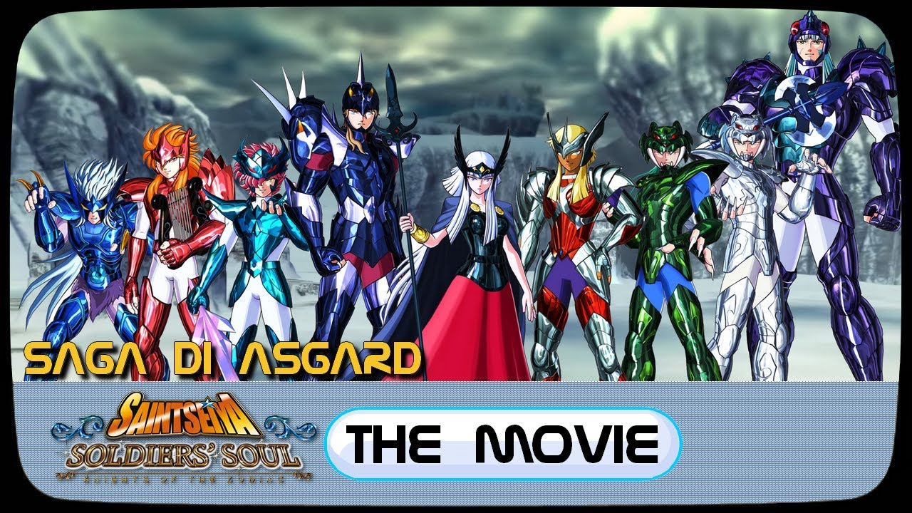 [ ITA ] Saint Seiya Soldiers' Soul【Saga di Asgard】The Movie (Il Film)