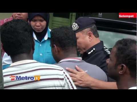 Samun & bunuh warga emas -  Semenyih, Selangor