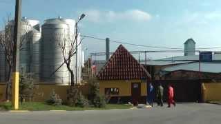 Известный коньячный завод в Молдавии.