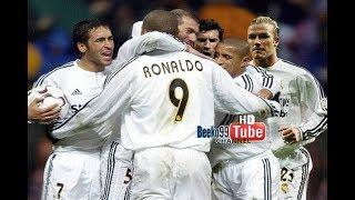 Real Madrid Galacticos Football Circus vs Atletico Madrid 20...