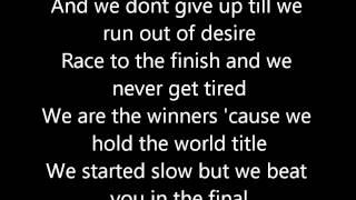 Rita Ora - Shine ya light Lyrics