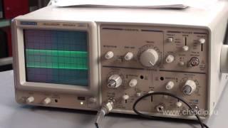 Осциллограф MOS-620CH