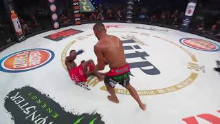 Bellator NYC Douglas Lima vs Lorenz Larkin Fight Highlights