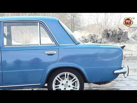 Спойлер крышки багажника Утиный хвост Lada (ВАЗ) 2101, 1970-1986 (russ-artel.ru)