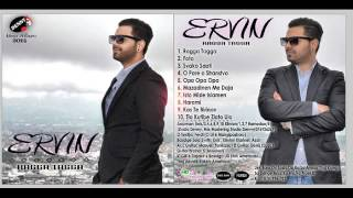 Ervin  Ragga taga  New official album 2014