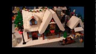 Lego 10229 Winter Village Cottage Review Creator