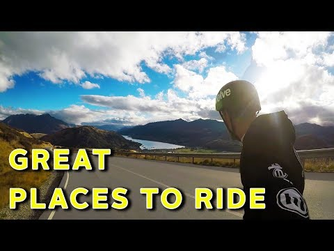 GREAT Places To Ride Your Evolve Board - Evolve Skateboards Weekly Ep. 42