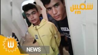 المنيهلة: فيديو من المنزل الذي تحصنت به العناصر الإرهابية