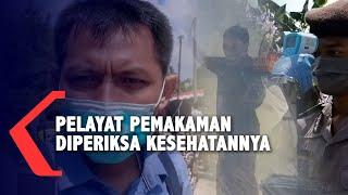 Gambar cover [Vlog] Cegah Corona, Pelayat Pemakaman Ibunda Jokowi Dicek Suhu Tubuh