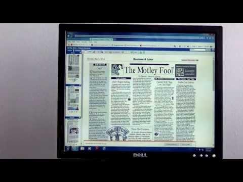 Tribune All Access - Digital Edition Navigation