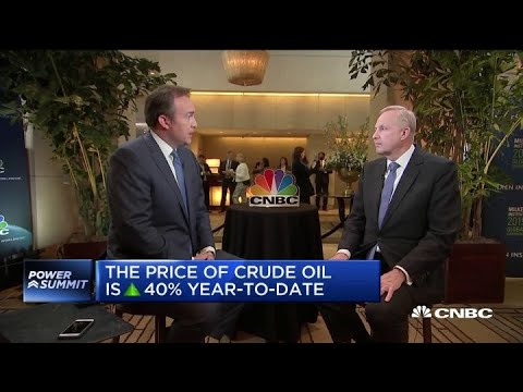 BP CEO Bob Dudley: I expect more dealmaking in oil