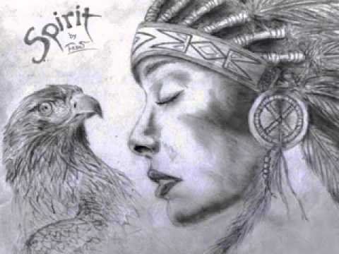 1101 Xamanica - Native American - Lifescapes - Spirit Wind