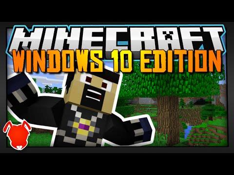 IS MINECRAFT WINDOWS 10 EDITION BETTER?!
