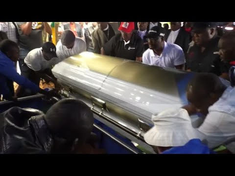 Eye on Africa: Tens of thousands bid farewell to Morgan Tsvangirai