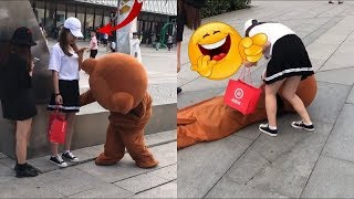 Try Not To Laugh Challenge P8 | Funny Fails - Funny Pranks 2019