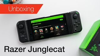 Razer Junglecat unboxing & comparison