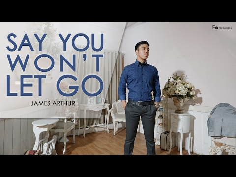 Say You Won't Let Go ( James Arthur ) cover by Desmond Amos