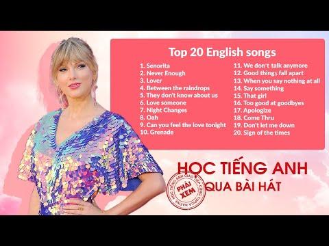 Học Tiếng Anh Qua Bài Hát   Những Bài Hát Tiếng Anh Hay Nhất   Vietsub bởi TOPICA Native