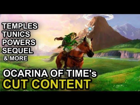 Ocarina Of Time's Cut Content - Persistent World & More - Dr Lava #8