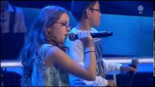 Eleni vs. Dave vs. Linnea | Fireflies | The Battles | The Voice Kids Germany | 10.04.2015