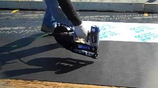 Duo-Fast Cap Stapler - Roofing Felt