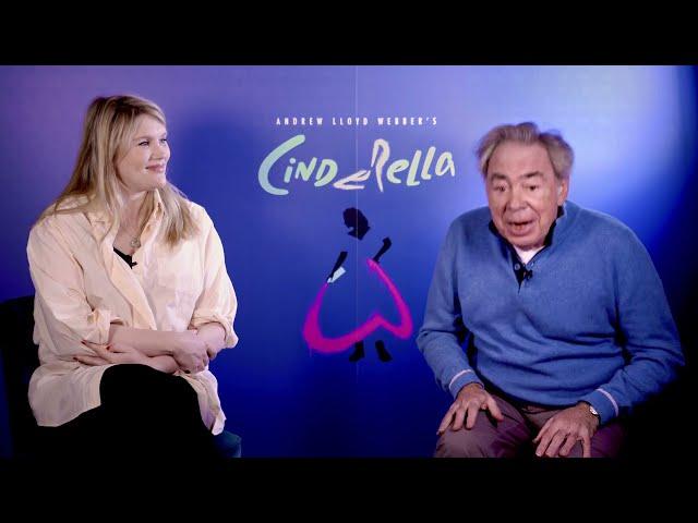 Andrew Lloyd Webber and Emerald Fennell Introduce Cinderella