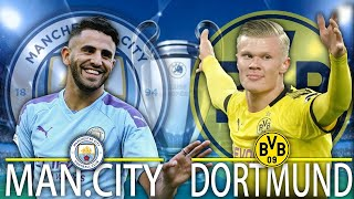 MAN CITY - DORTMUND LIVE TALK // CHAMPIONS LEAGUE LIVE UCL