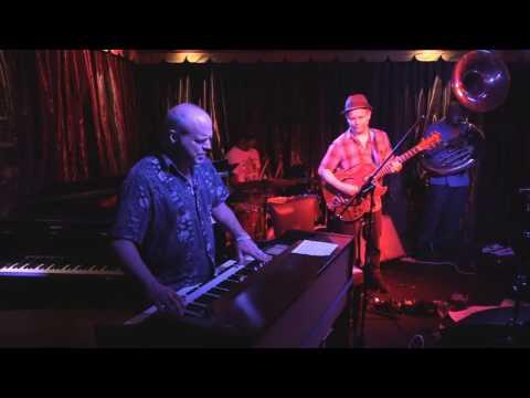 John Medeski's Mad Skillet 4/25/16 - Set 2 - New Orleans, LA @ Little Gem Saloon's Ramp Room