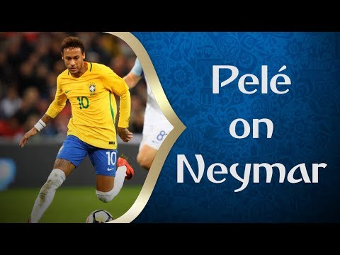 Pelé talks Neymar