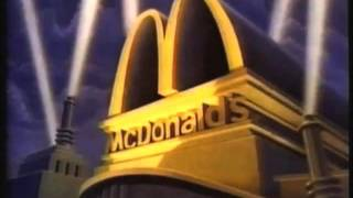 McDonald's 20th Century Fox logo parody 1989-1991