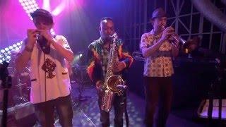 "Nhatty Man 2016 ...POSITIVE VIBES ""Aguita con Melao"" - Amaru Tribe Feat. Nhatty Man & The Lalibelas"