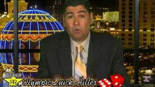 Team Greece vs Team Argentina 2008 Summer Olympics Basketball Quick Hitter from Gamblers Television
