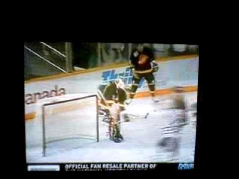 Oilers vs. Canucks - 1992 Smythe Div Finals, Game 4