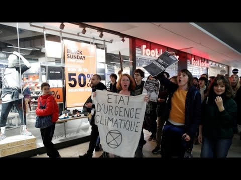 Stichiz - Black Friday Causes Protest Overseas