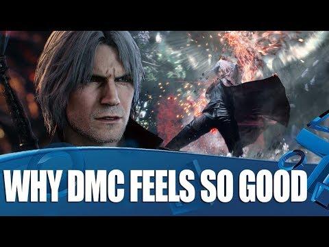 5 Reasons Devil May Cry Feels So Good To Play thumbnail