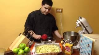 Ryan's Apple Pandowdy