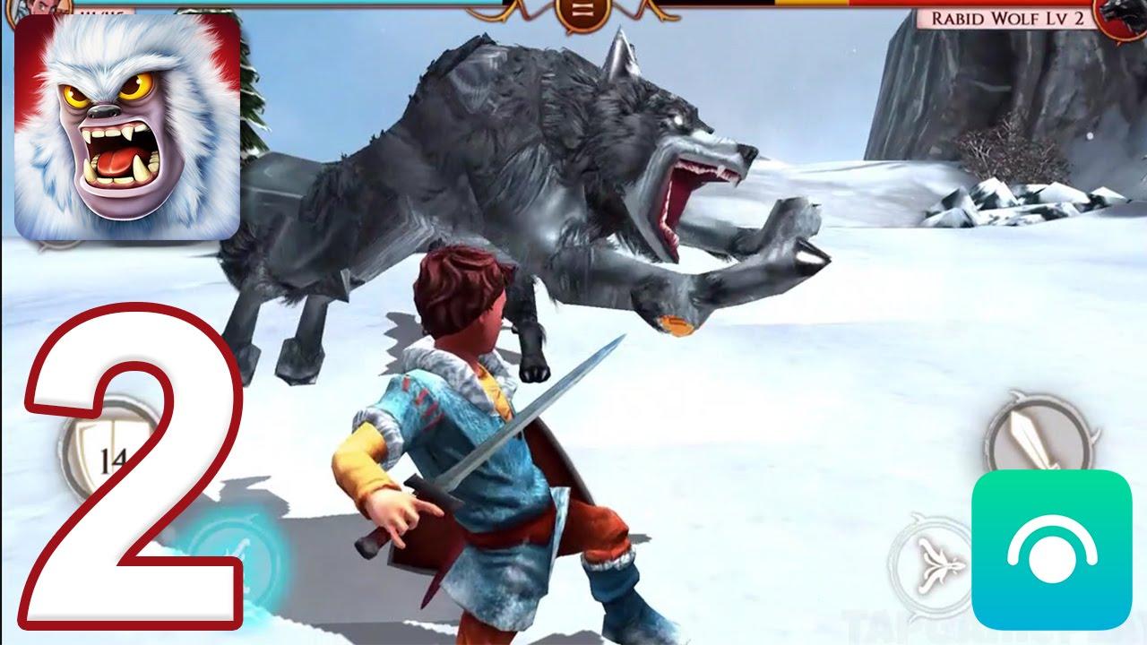beast quest  gameplay walkthrough part 2  nanook world