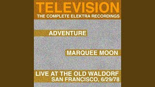 Provided to YouTube by Warner Music Group Marquee Moon (Alternate V...