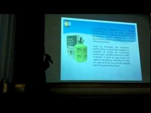 Curso de refrigeração e climatização senai
