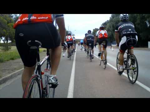 group ride - Tailwind cycles